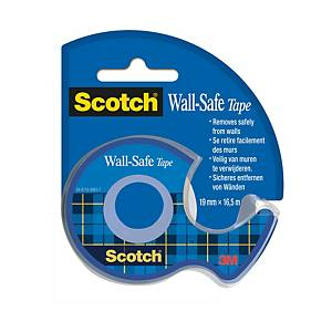 Scotch Adhesive tape Wall Safe on holder