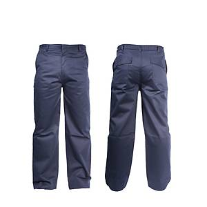 Calças 3L Welder azul tamanho XL