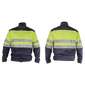 Blusão de alta visibilidade 3L Welder amarelo/azul 2XL