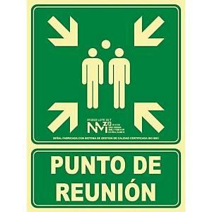SEÑAL PUNTO DE REUNIÓN