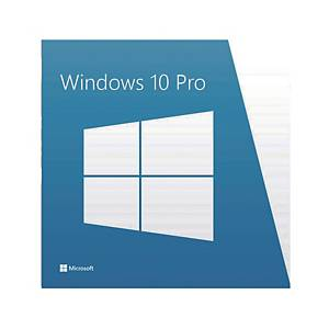 MS WINDOWS 10 PROF GGWA SOFTWARE KO