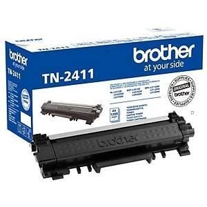 Brother TN2411 Lasertoner, schwarz