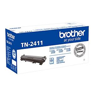 BROTHER TN-2411 LASER CARTRIDGE BLACK