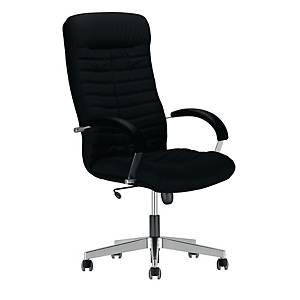 Fotel NOWY STYL Supra Eco, czarny