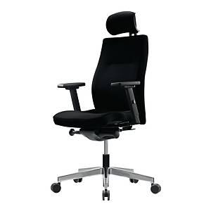 Krzesło NOWY STYL, Arvit Hrua, czarne*