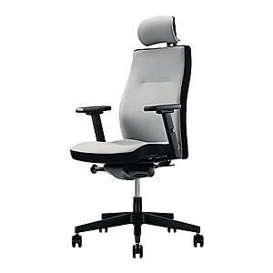 Krzesło NOWY STYL, Arvit Hrua, szare*