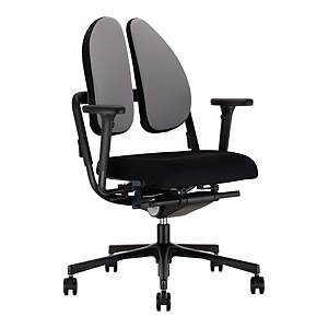 NOWY STYL EXO HR DUO R SM-01 CHAIR BLACK