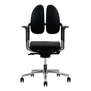 Krzesło NOWY STYL, Xenium Duo Back, czarne*