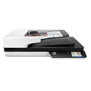 HP ScanJet Pro 4500 asztali színes szkenner, kétoldalas, A4
