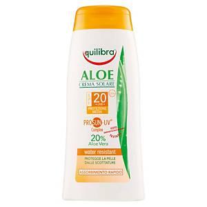 Protetor solar com aloé vera SPF 20 - 200 ml