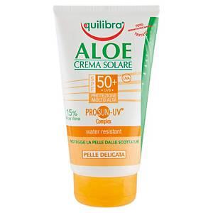 Protetor solar com aloé vera SPF 50 - 150 ml