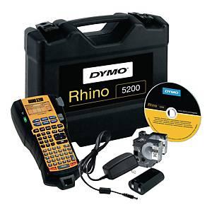 Drukarka etykiet DYMO® Rhino 5200 z walizką*