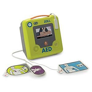 Defibrillator ZOLL AED 3, CPR Feedback, deutsche Anleitung