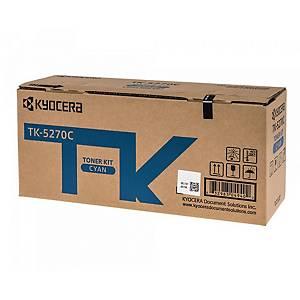 /Toner laser Kyocera  1T02TVCNL0 6K ciano