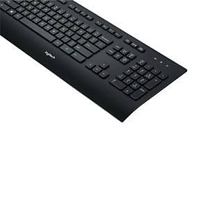 LOGITECH K280E K/BOARD BLACK