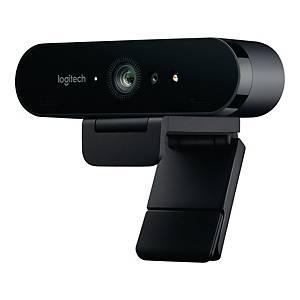 Kamera internetowa LOGITECH BRIO, czarna