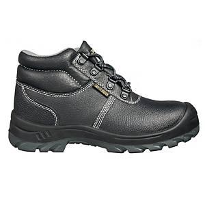 SAFETY JOGGER รองเท้านิรภัยหุ้มข้อ รุ่น BESTBOY เบอร์ 43 สีดำ