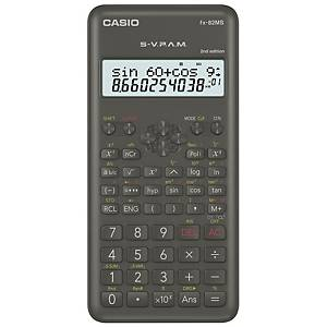 Casio FX 82MS-2 scientific calculator - 2 lines x 12 characters