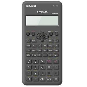 Calculadora científica Casio FX-82MS-2 - 10 dígitos