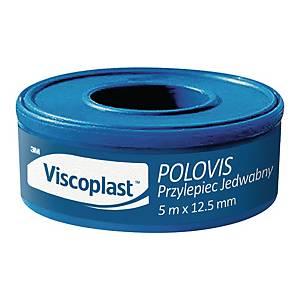 Przylepiec VISCOPLAST Polovis Plus, 5m x 12,5mm