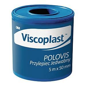 Przylepiec VISCOPLAST Polovis Plus, 5m x 50mm