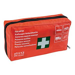 BP TECHEM CAR FIRST-AID KIT DIN 13164
