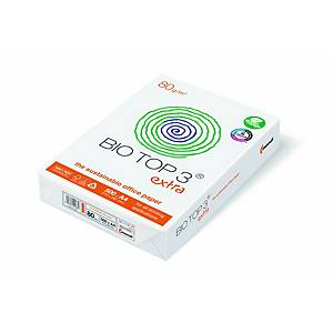 Biotop 3 multifunctional paper A4 80g - pack of 500 sheets