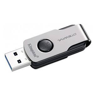 KINGSTON DTSWIVL FLASH DRIVE USB 3.0 64 GB