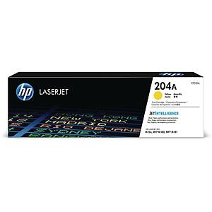 HP CF512A Laser Cartridge - Yellow