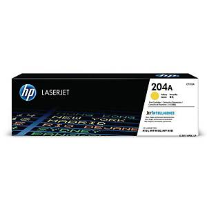 HP CF512A ORIGINAL LASER CARTRIDGE YELLOW
