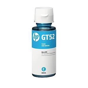 HP GT52 M0H54AA ORIGINAL INK BOTTLE CYAN