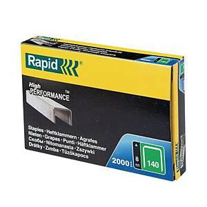RAPID ลวดเย็บสำหรับงานหนัก เบอร์ 140/8 บรรจุ 2000 ตัว