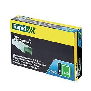 RAPID STAPLES140/10 BOX OF 2000