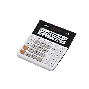 Casio MH-12-WE Basic Desk Calculator - 12 Digit
