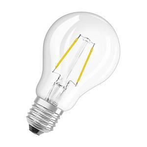 LED VALUE CL A FIL 60NON 7W/827 E27
