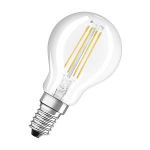 LED VALUE CL P FIL 40NON 4W/827 E14