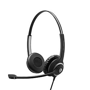 Sennheiser USB Binaural PC Headset Skype
