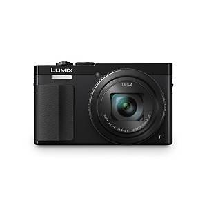 Panasonic DMC-TZ70 Camera Kit With Card & Case 32GB SDHC Black