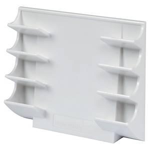 Porte-marqueurs Legamaster pour tableau blanc - magnétique - blanc