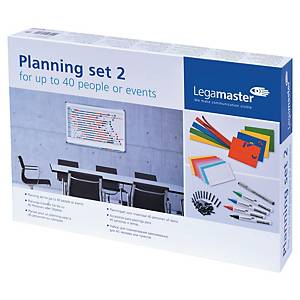 Legamaster planningset