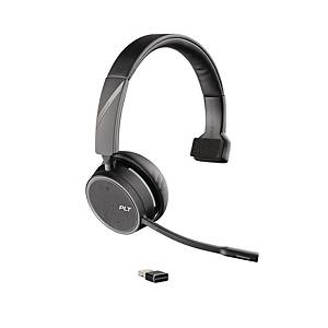 Headset Plantronics Voyager 4200 UC, mono, USB-A, Bluetooth