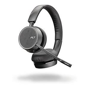 Cuffia Bluetooth Poly Voyager 4220 binaurale
