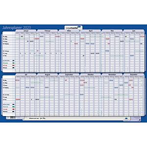 Projektplaner 2020 Legamaster 4230, 12 Monate / 1 Seite, 90 x 60cm, Karton