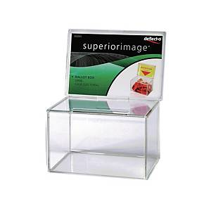 ARTSIGN 4488 COLLECTION BOX 250X250X250