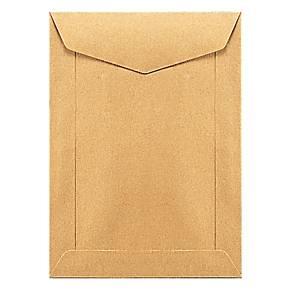 Papieren loonzakje envelop, 95 x 145 mm, 70 g, bruin, per 1000 zakjes