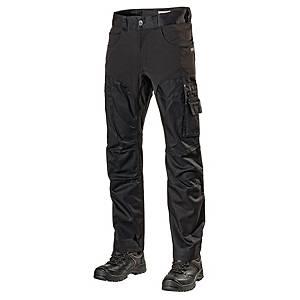 Lbrador 1842 stretch-housut miesten musta 46