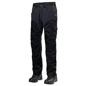 Lbrador 1842 stretch-housut naisten musta 38