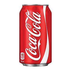 Coca Cola, dobozos, 0.33 l, 24 darab