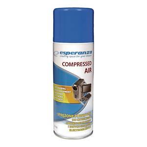Sprężone powietrze Esperanza ES103, 400 ml