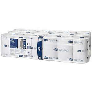 Tork Mid-size bezdutinkový toaletný papier 2-vrstvový Premium